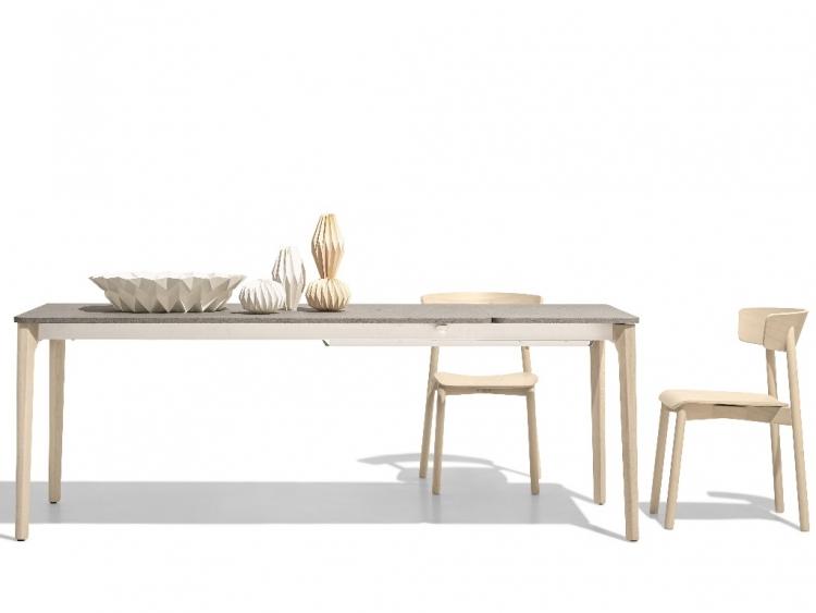Tabla τραπέζι με επέκταση Connubia By Calligaris