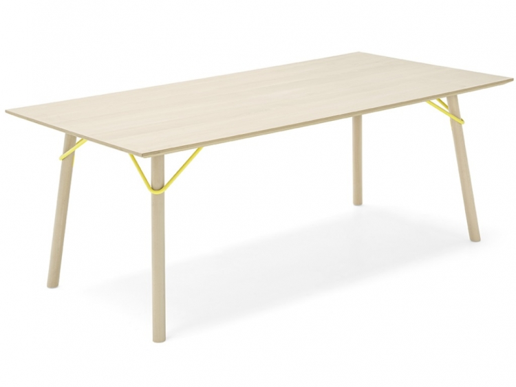 Tria τραπέζι Connubia by Calligaris