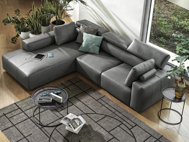 Dado διθέσιος, τριθέσιος και γωνιακός καναπές Calligaris