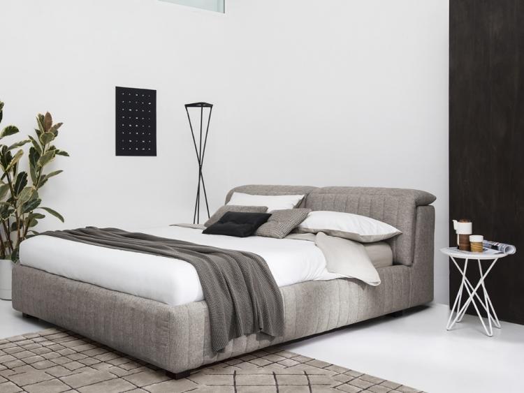 Portland κρεβάτι Calligaris