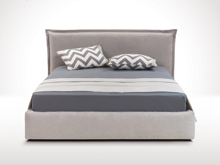 Αφροδίτη υφασμάτινο κρεβάτι