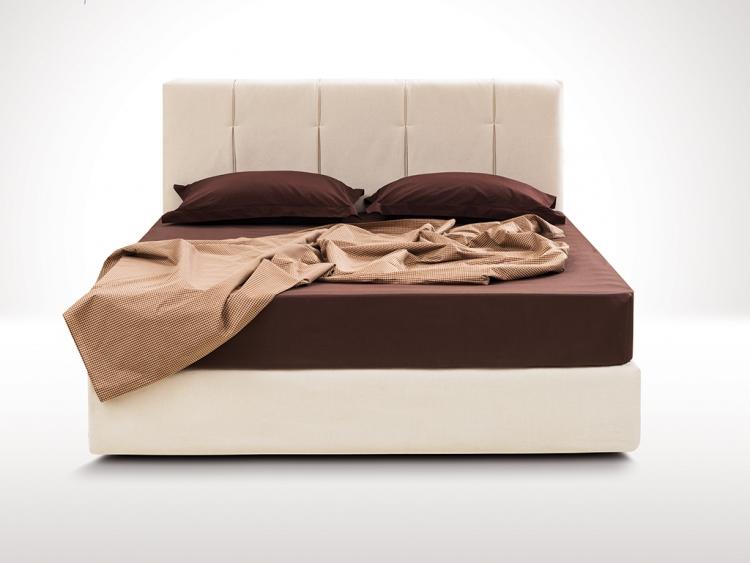 Ερμής κρεβάτι με ύφασμα
