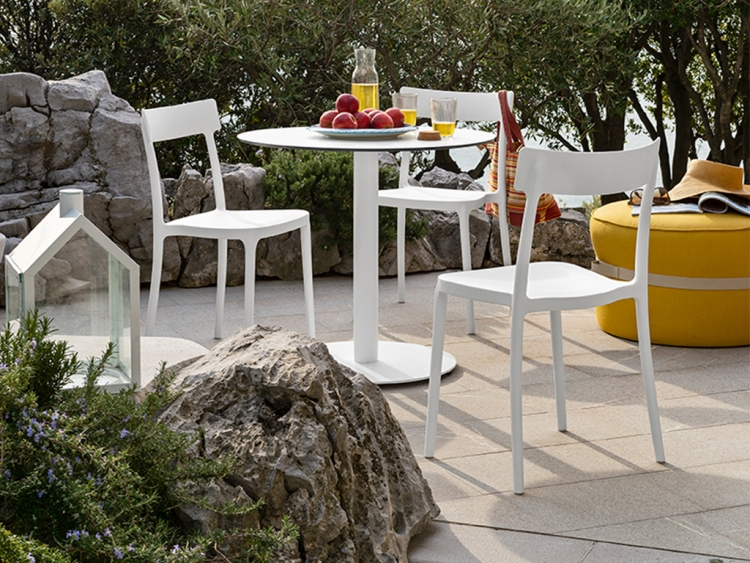 Cocktail στρογγυλό τραπέζιConnubia by Calligaris