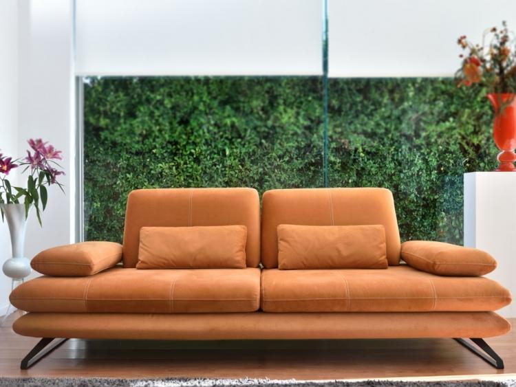 Alverto διθέσιος τριθέσιος καναπές με μηχανισμούς