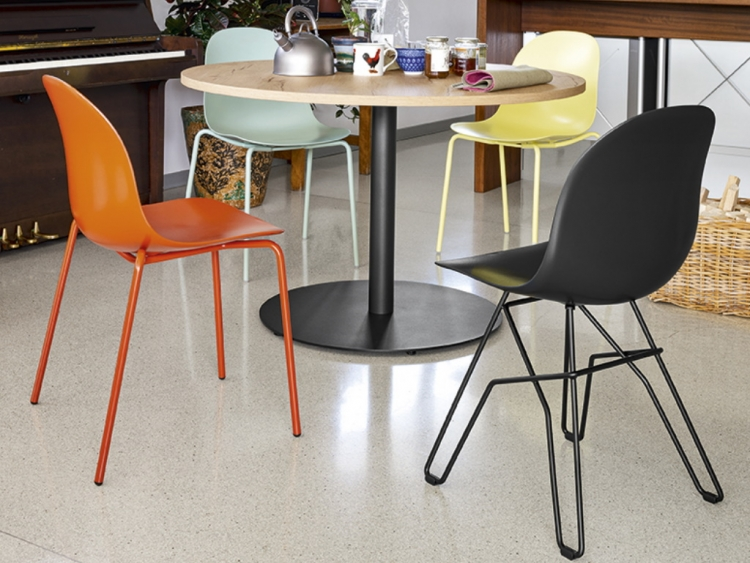 Cocκtail D στρογγυλό τραπέζι Connubia by Calligaris