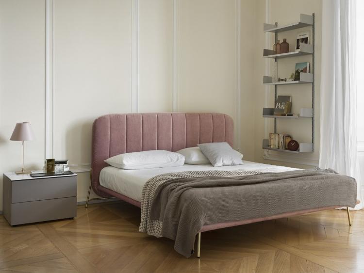 Le marais κρεβάτι Calligaris