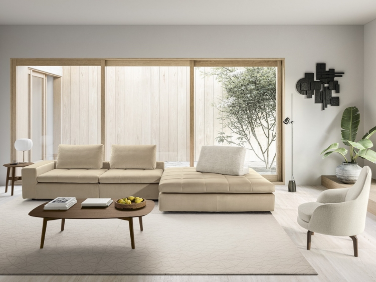 LoungeY καναπές Calligaris