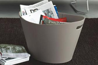 Basket εφημεριδοθήκη Calligaris