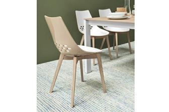 Jam Wood καρέκλα Connubia by Calligaris