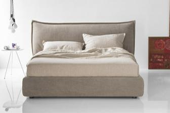 Softly κρεβάτι Calligaris