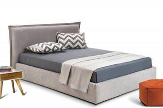 Saturn υφασμάτινο κρεβάτι