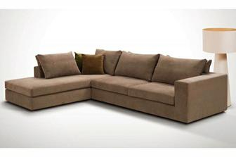 Normal γωνιακός καναπές ή διθέσιος και τριθέσιος καναπές