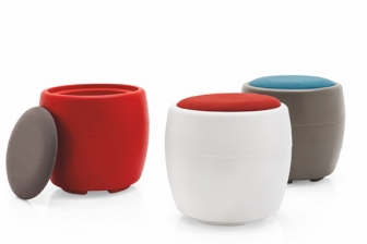 Candy σκαμπό Connubia by Calligaris