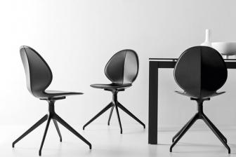 Basil περιστρεφόμενη καρέκλα Calligaris