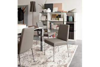 Amsterdam καρέκλα Connubia by Calligaris