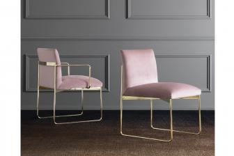 Gala καρέκλα και καρέκλοπολύθρονα με μέταλλο Calligaris