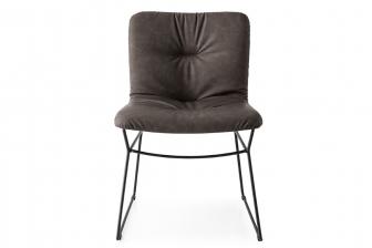 Annie Soft Metal New Legs καρέκλα με μεταλλικά πόδια Calligaris