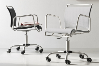 Air race καρέκλα γραφείου Connubia by Calligaris