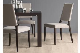 Sandy καρέκλα Connubia by Calligaris