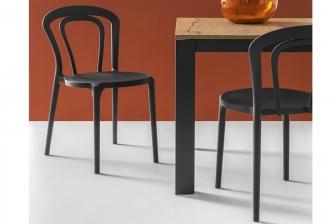 Caffe καρέκλα  Connubia by Calligaris