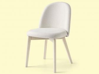 Tuka καρέκλα με ξύλινα πόδια Connubia by Calligaris