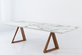 Angel τραπέζι με κεραμικό