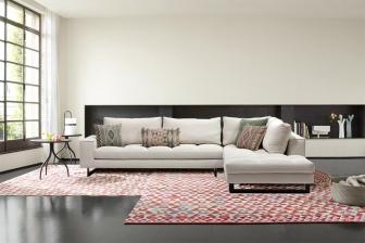 Bolla καναπές με πόδια
