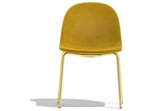 Academy Μetal 4 πόδια καρέκλα Connubia by Calligaris