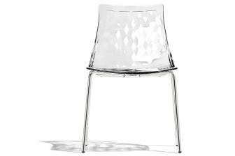 Ice καρέκλα Connubia by Calligaris