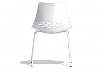 Jam καρέκλα με τέσσερα πόδια Connubia by Calligaris
