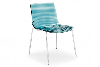L eau καρέκλα Connubia by Calligaris