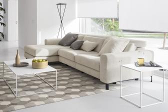 Norma διθέσιος, τριθέσιος και γωνιακός καναπές Calligaris