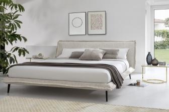 Fluff κρεβάτι Calligaris