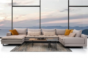 Boli γωνιακός καναπές