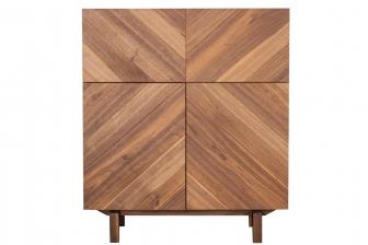 Angel ψηλός μπουφές,μπαρ με ξύλινη ή μεταλλική βάση
