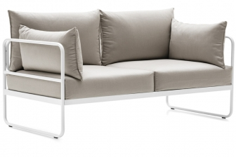 Easy καναπές κήπου Connubia by Calligaris