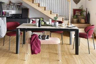 Lord τραπέζι Connubia by Calligaris