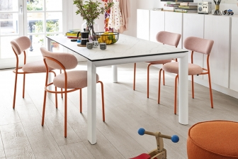 Lord τραπέζι κουζίνας Connubia by Calligaris
