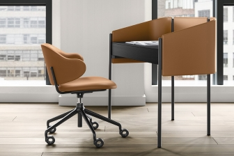Holly καρέκλα γραφείου Calligaris