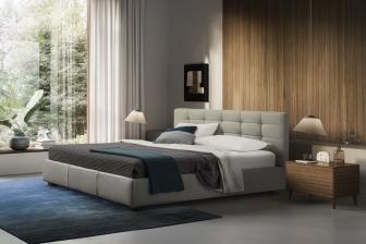 Monterey κρεβάτι Calligaris