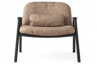 Baltimora πολυθρόνα με ξύλο Calligaris